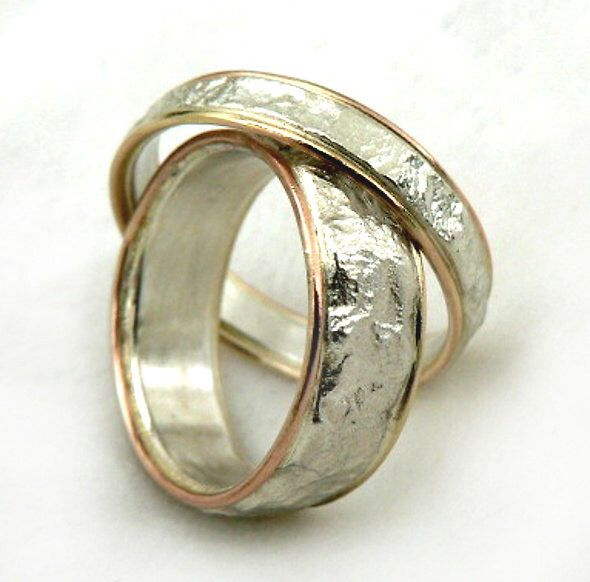 Set of rings, His and Hers Wedding Band Set-2 Rings- Couple Rings- Lovers rings, promise ring sets, wedding rings- spring wedding- Ilan Amir by ilanamir on Etsy https://www.etsy.com/listing/209451460/set-of-rings-his-and-hers-wedding-band