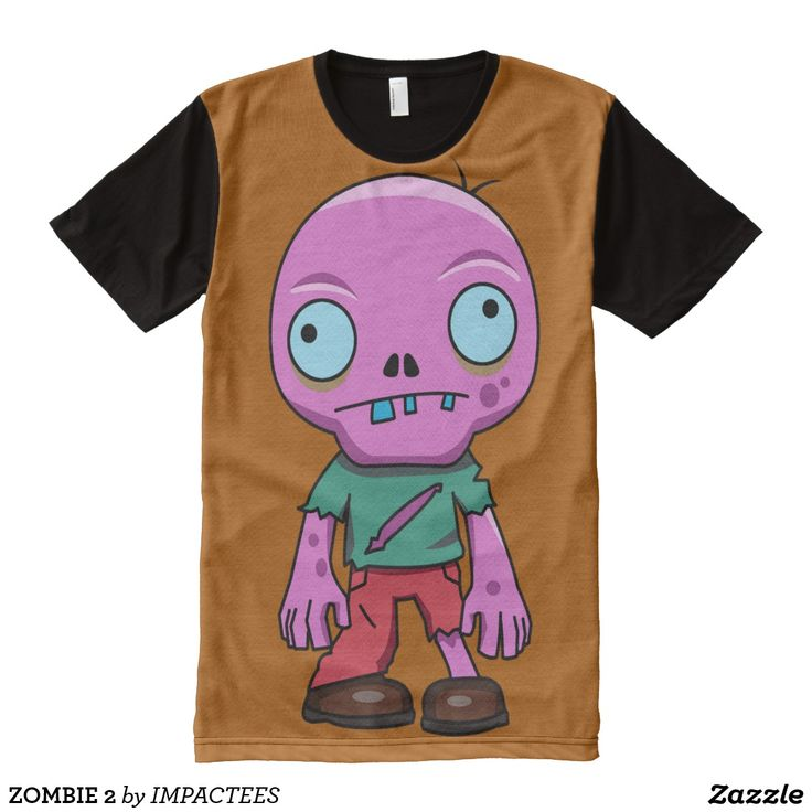 ZOMBIE 2 All-Over-Print SHIRT