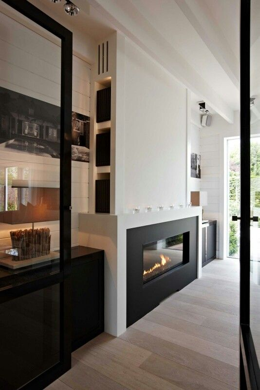 373 curated fireplace design ideas by kay3251 fire pits warm and mantels - Interior design living room warm ...