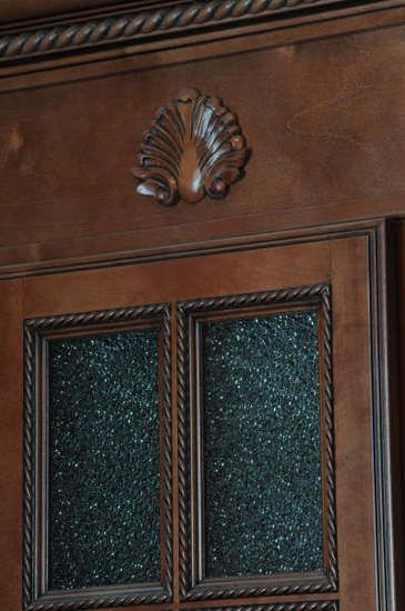 Sienna Rope Cabinet Door By Kitchen Cabinet Kings   Buy Kitchen Cabinets  Online And Save Big