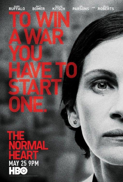 #TheNormalHeart #Movie Poster Gallery