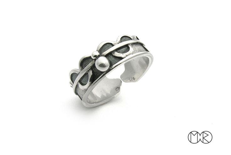 Silberschmuck - Silber   Ring PERU 5 von MartaRudnicka auf DaWanda.com