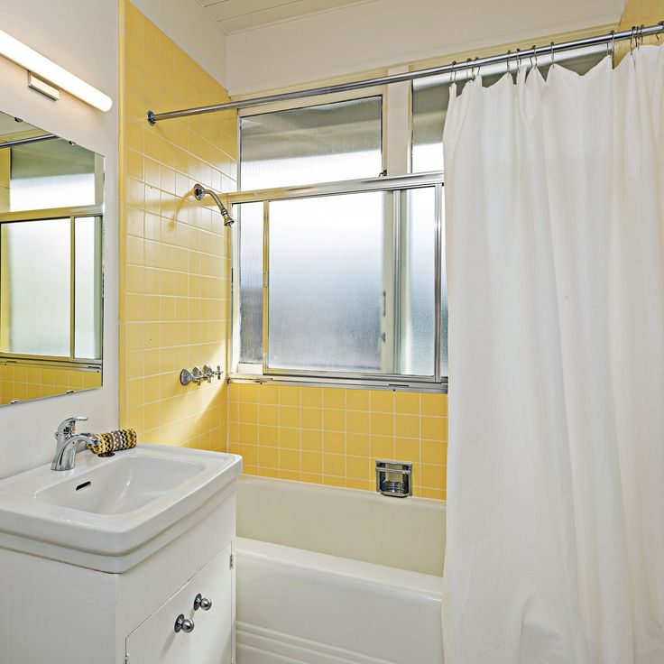 Elegant Bathroom Curtain Sets