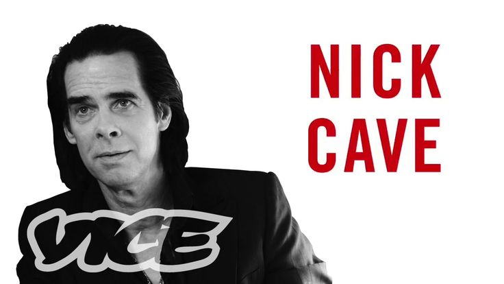 Nick Cave on Vampires, Dragons, & The Sick Bag Song
