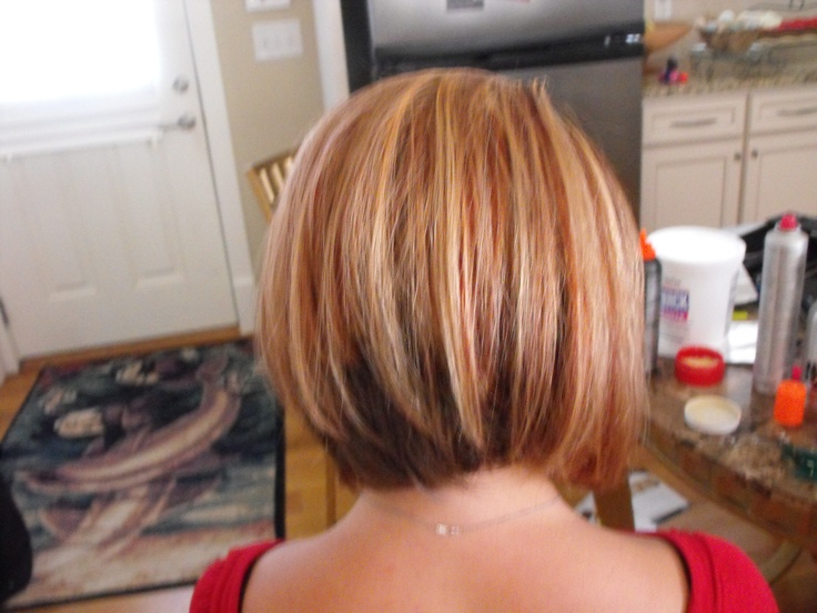 Copper Blonde Low Lights & Sandy Blonde High Lights for ...