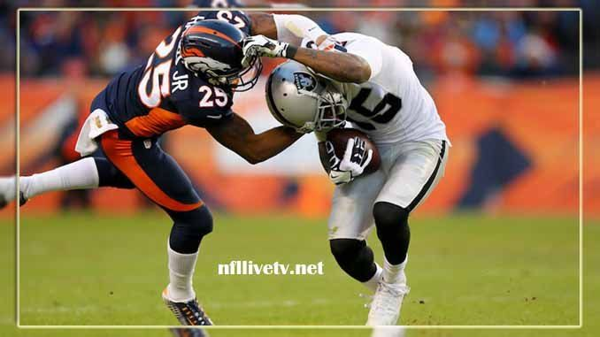 Denver Broncos vs Oakland Raiders Live Stream Teams: Broncos vs Raiders Time: 4:25 PM ET Week-12 Date: Sunday on 26 November 2017 Location: Oakland Coliseum, Oakland TV: NAT Denver Broncos vs Oakland Raiders Live Stream Watch NFL Live Streaming Online The Oakland Raiders is also a professional...