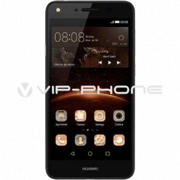 Huawei Y5 II Dual-Sim Fekete gyártói garanciás kártyafüggetlen mobiltelefon