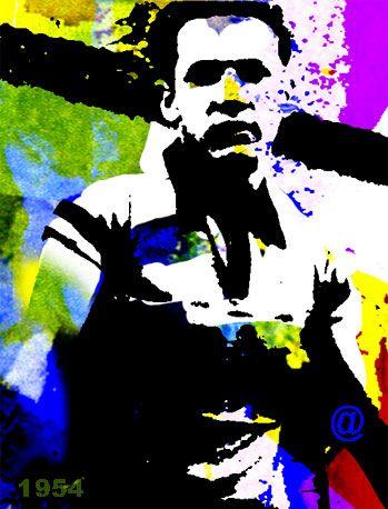 1954 - ciclismo - myself -