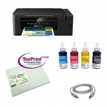 Propuesta de compra inicial para Impresora Sublimación Epson ET-2600 A4