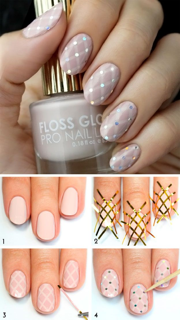 20 Interesting Step-by-Step Nail Art Tutorials