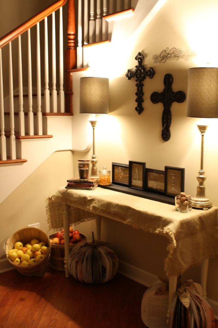 Thanksgiving Foyer Decor : Best ideas about fall entryway decor on pinterest