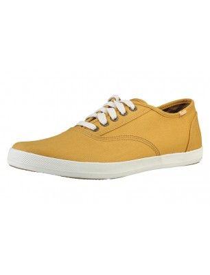 Zapatillas hombre Keds | mostaza