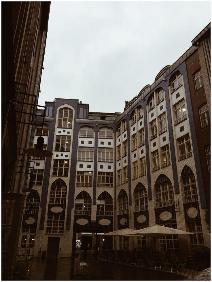 JUNE GOLD | Travel Diary Berlin - Hackesche Höfe