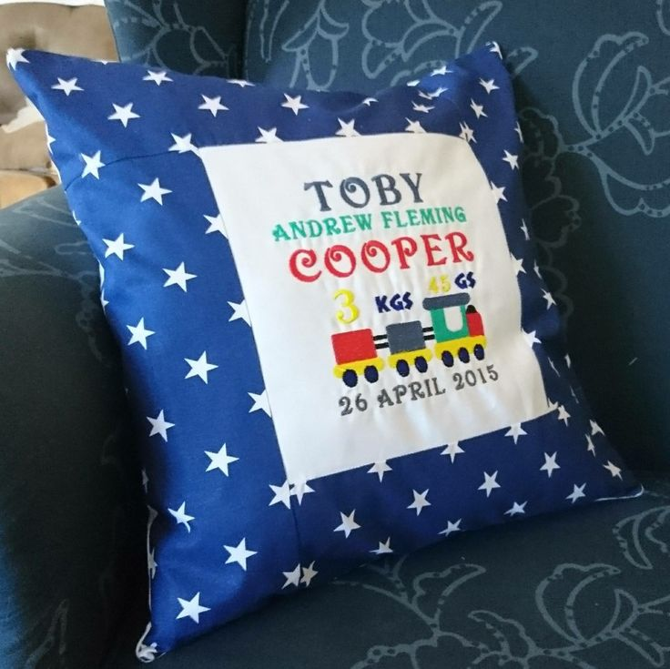 Excited to share the latest addition to my #etsy shop: Personalised Pillow Cover #namepillow #custompillow #personalisedpillow http://etsy.me/2mM9ekL