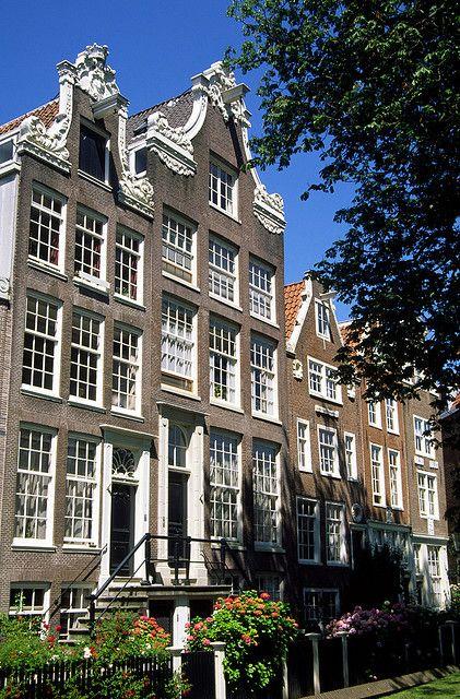 Begijnhof, Amsterdam, Netherlands