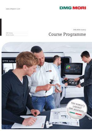 machine programming courses