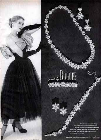 1000 images about bogoff vintage jewelry ads on pinterest for Bogoff vintage costume jewelry