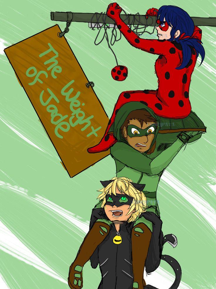 jade turtle | Tumblr | Miraculous: The Tales of Ladybug ...