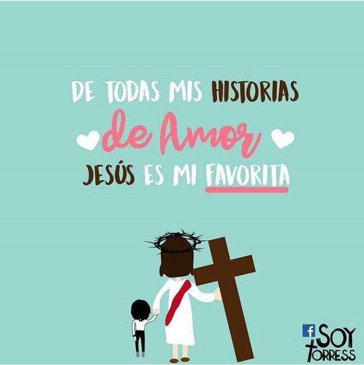 Jesús es mi favorito