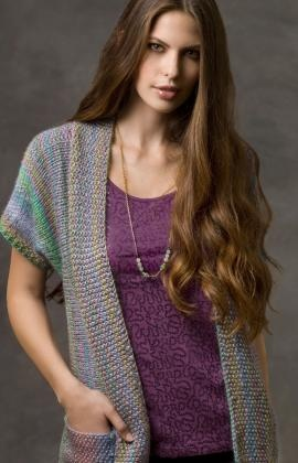 Think I would like to knit this.... free pattern