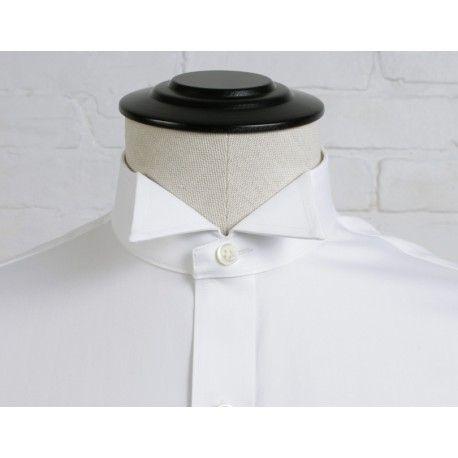 chemise col cass aquila aquilaparis chemise colcass blanc chemiseblanche - Chemise Col Cass Mariage