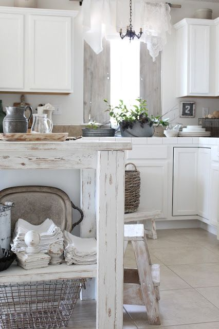 Burlap Luxe: Rustic, Rural, Reclaimed...French