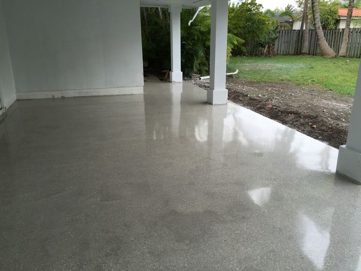 Best Polished Concrete Patio Images On Pinterest Concrete - Polished concrete patio