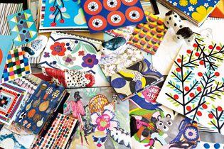 #Marimekko Designers -Life and Creations #print #pattern