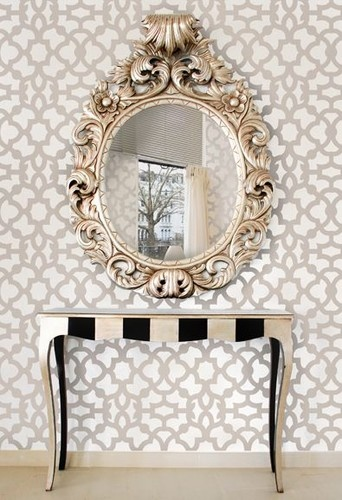 8 Best Statement Wall Images On Pinterest Wall Stripes