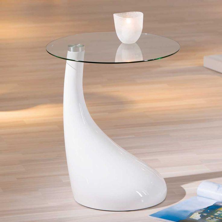 Die besten 25+ Beistelltische in glas Ideen auf Pinterest - glastische f r wohnzimmer