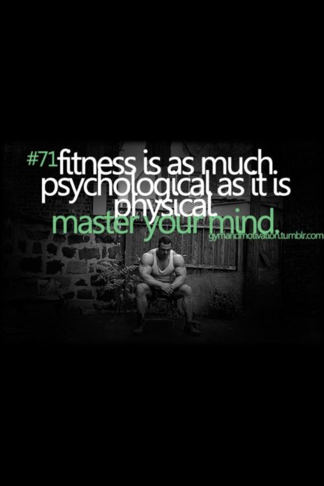 Master your fitness: Master your fitness
