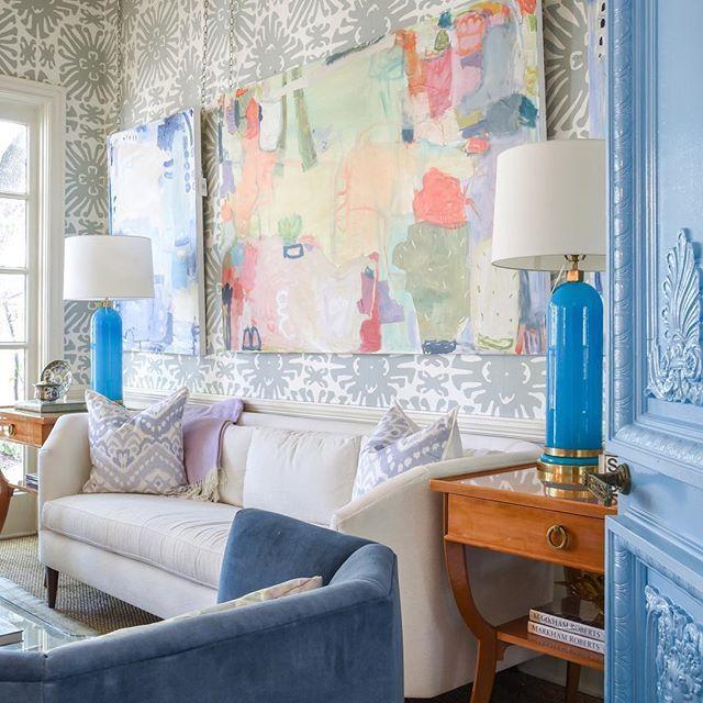 48 best color crushing art interior design blue for Blue print store dallas