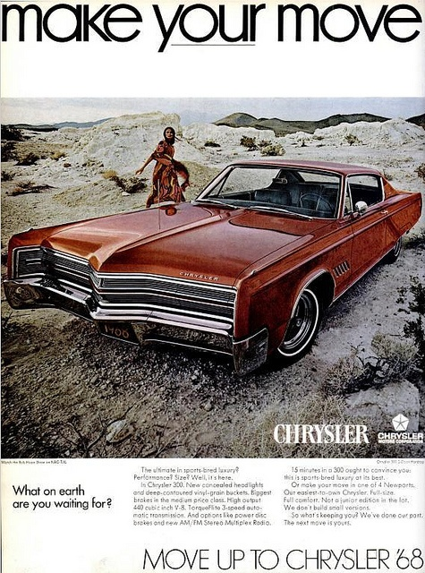 1968 Chrysler Ad