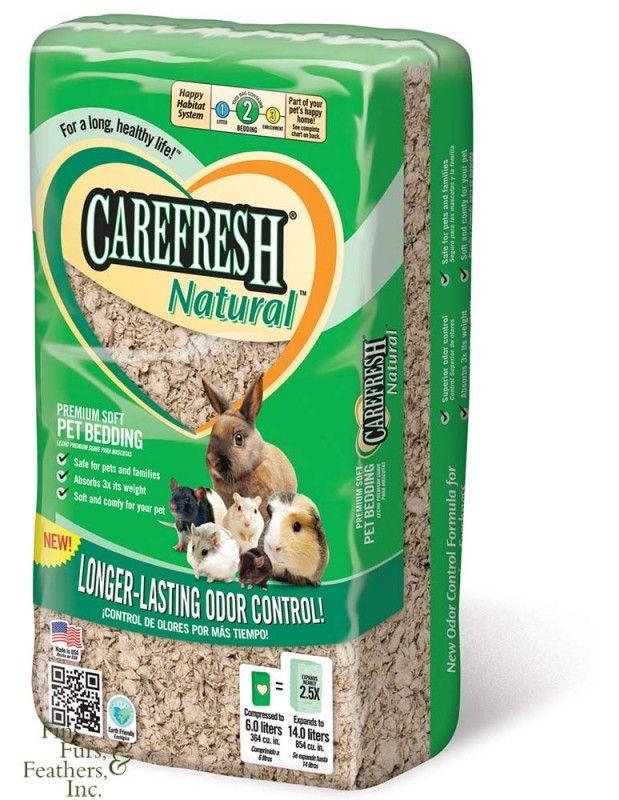 CareFRESH® Natural™ Premium Soft Bedding, 50 liter