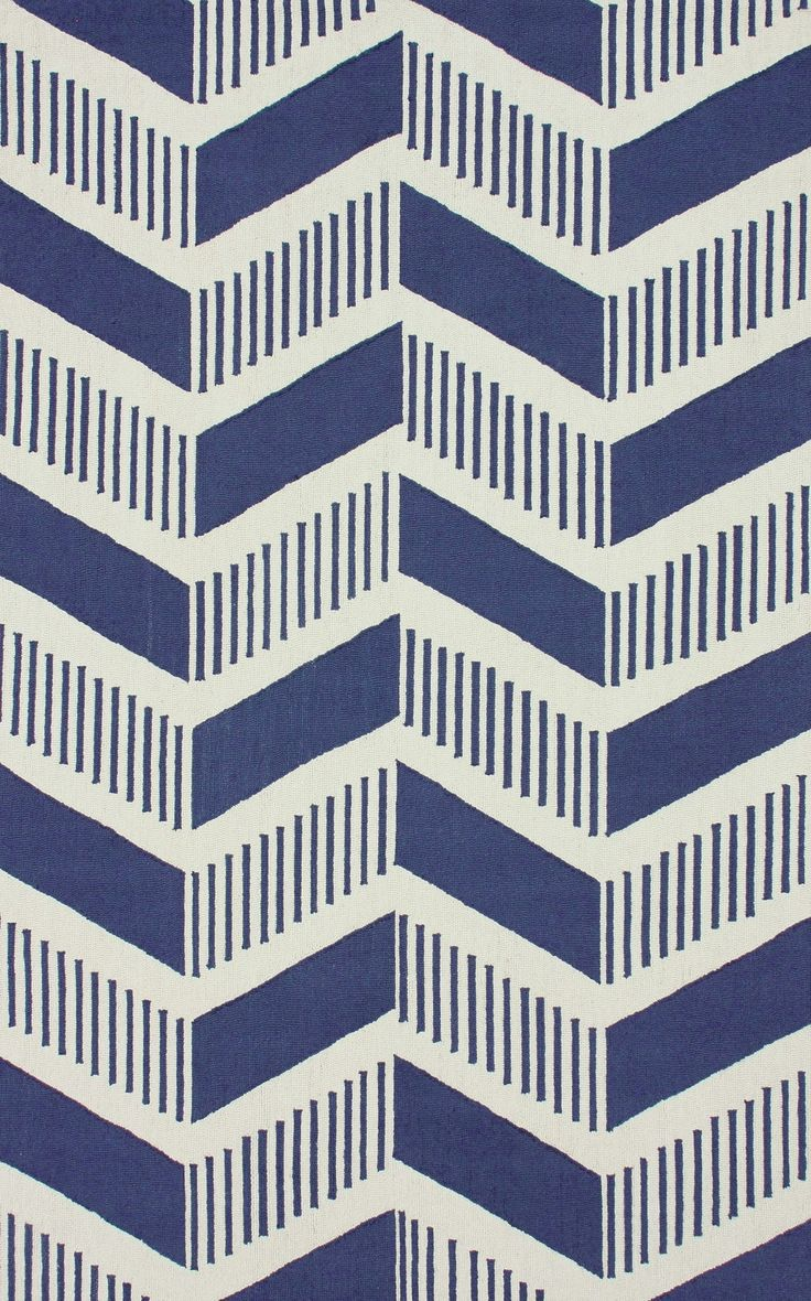 Beautiful Nifty New Take On Chevron..could I Do This With Solids And Stripes In · Navy  StripesBlue ...