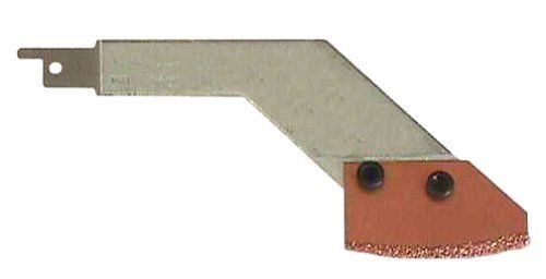 Grout Grabber GG001 Grout Removal Tool for Most Reciprocating Saws or Sawzalls - If you're looking for a tool to speed up the process of removing damaged or mildewed grout, then Grout Grabber is for you. The Grout Grabber kit includes 1 adapter, 1 ca
