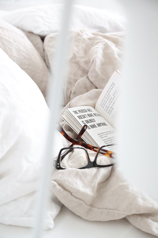 Bedtime / bed linen