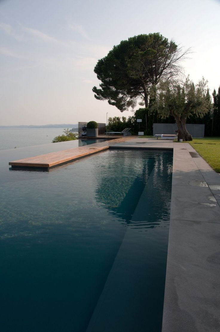 best pools images on pinterest modern homes modern