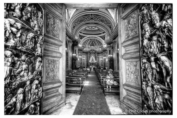 the church…| Italian wedding | Pino Coduti photography