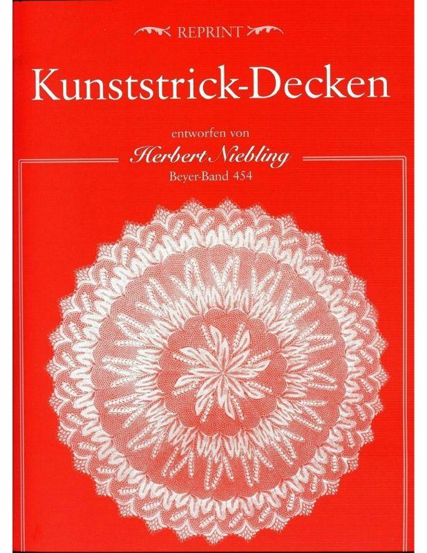 Мобильный LiveInternet Книга: «Kunststrick-Decken Herbert Niebling Beyer Band 454» | Алия_Уфа - Дневник Алия_Уфа |