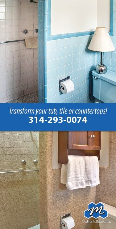 Don T Replace Refinish See Stunning Before And After Bathroom