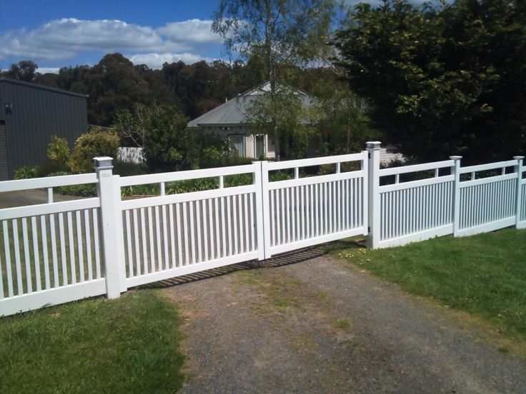 find this pin and more on garden woodplastic fencing
