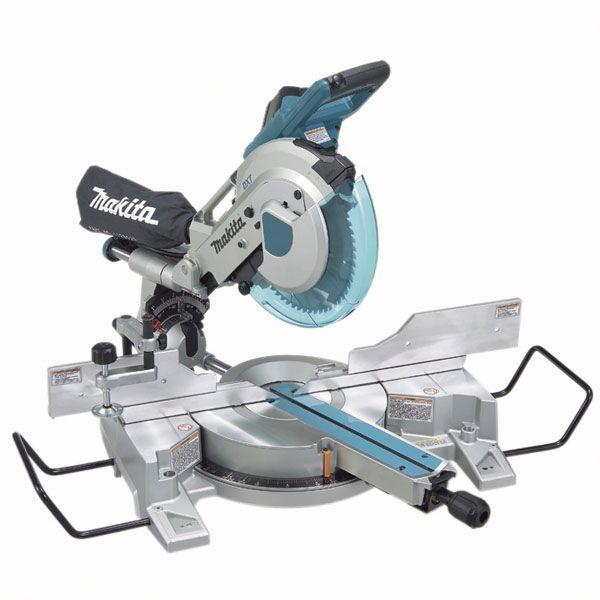 "Makita LS1016X, 10"" Dual Sliding Compound Mitre Saw w/ Workstation  http://www.wartalooza.com/treatments/wartrol"