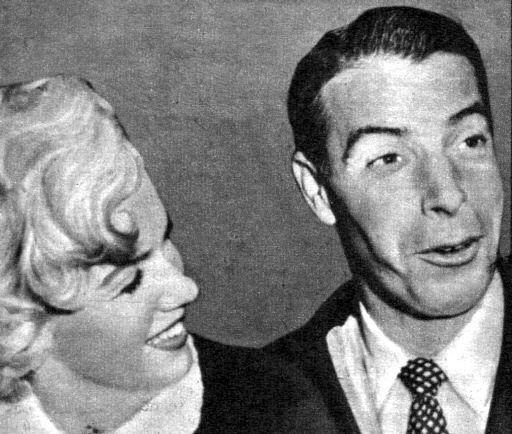 Marilyn Monroe Marilyn Monroe, Joe Dimaggio, Marriage