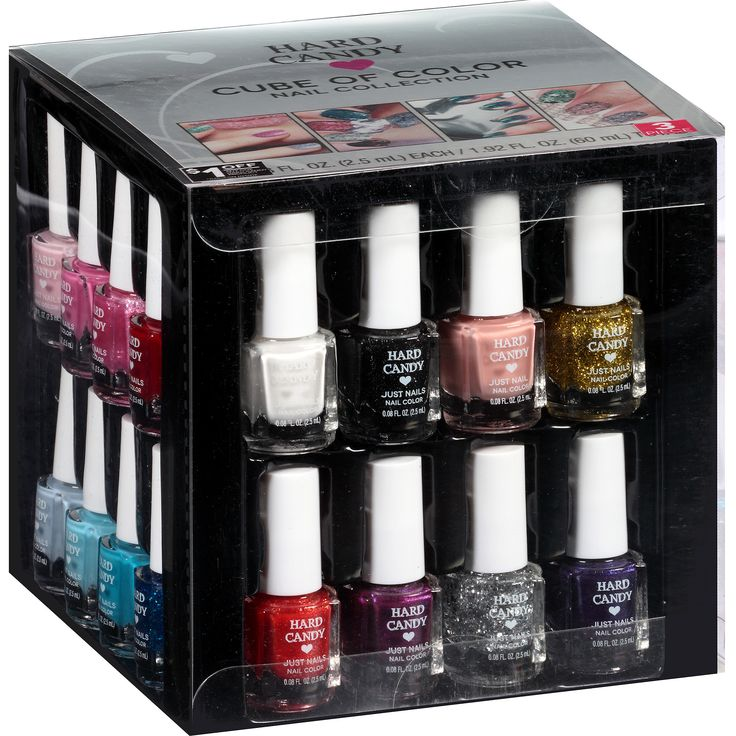 hc pc nail polish set