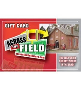 You can save big on Ohio State gear with discounted gift cards from Across The Field