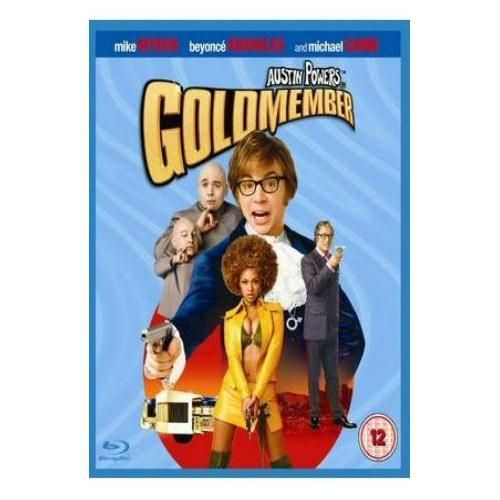Austin Powers: Goldmember International super-spy and reknowned ladies man Austin Powers (Mike Myers) returns for another exciting adventure when his father Nigel Powers (Michael Caine) is kidnapped by the flakey-skinned super http://www.MightGet.com/january-2017-12/austin-powers-goldmember.asp