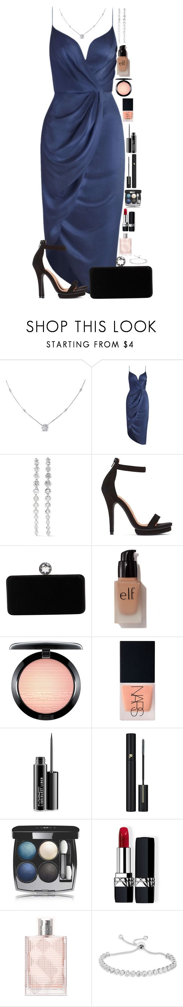 Meneaito by macapaz on Polyvore featuring Zimmermann, Jeffrey Campbell, Swarovski, Ice, Anita Ko, e.l.f., Chanel, NARS Cosmetics, MAC Cosmetics and Christian Dior
