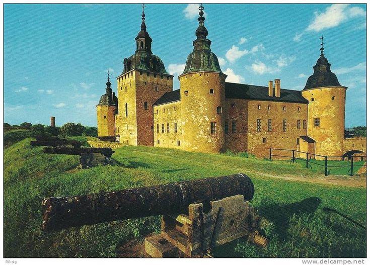 Suède - Sweden Kalmar Slot - Kalmar Castle b-1418