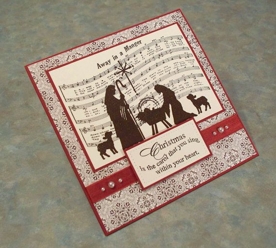 25 Best Ideas About Christmas Sheet Music On Pinterest: Best 25+ Religious Christmas Cards Ideas On Pinterest